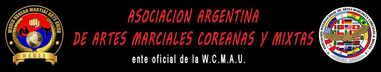 ASOCIACIÓN ARGENTINA DE ARTES MARCIALES COREANAS Y MIXTAS