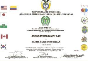 8voDan Colombia
